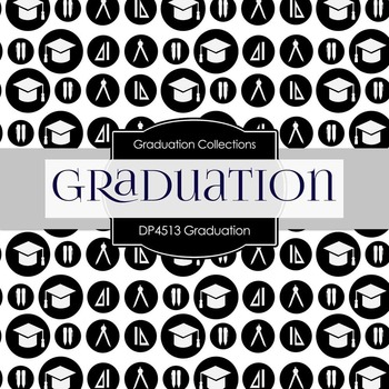 Digital Papers - Graduation (DP4513)