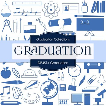 Digital Papers - Graduation (DP4514)