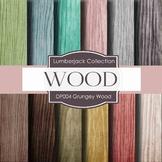 Digital Papers - Grungey Wood (DP004)