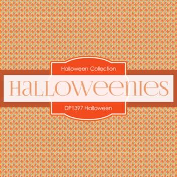 Digital Papers - Halloween (DP1397)