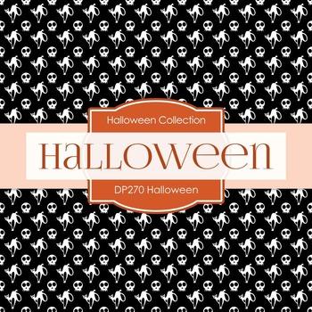 Digital Papers - Halloween (DP270)