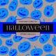 Digital Papers - Halloween (DP4885)