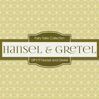 Digital Papers - Hansel And Gretel (DP177)