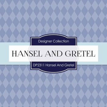 Digital Papers - Hansel And Gretel (DP2311)