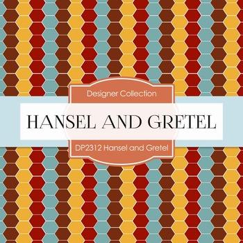 Digital Papers - Hansel And Gretel (DP2312)