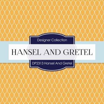 Digital Papers - Hansel And Gretel (DP2313)
