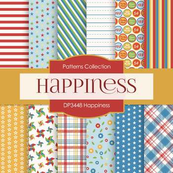 Digital Papers - Happiness (DP3448)
