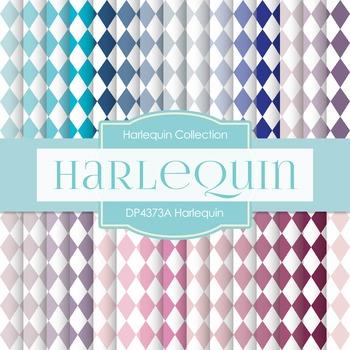 Digital Papers - Harlequin (DP4373A)