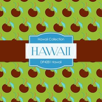 Digital Papers - Hawaii (DP4281)
