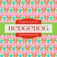 Digital Papers - Hedgehog Life (DP6700)