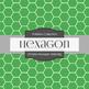 Digital Papers - Hexagon Solid Big (DP6266)