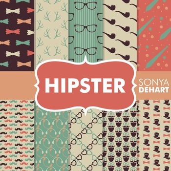 Digital Papers - Hipster