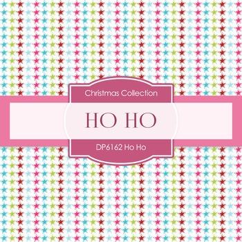 Digital Papers - Ho Ho (DP6162)
