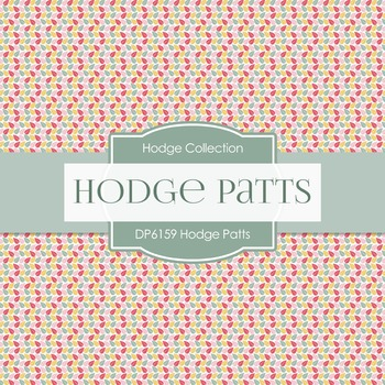 Digital Papers - Hodge Patts (DP6159)