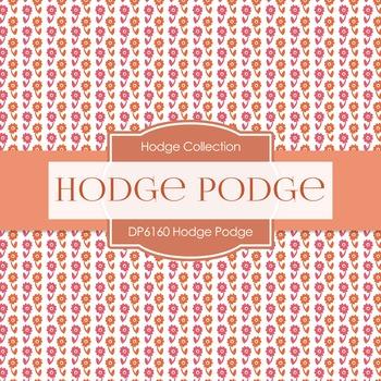 Digital Papers - Hodge Podge (DP6160)