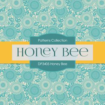 Digital Papers - Honey Bee (DP3405)