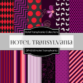 Digital Papers - Hotel Transylvania (DP4518)