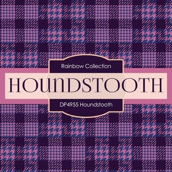 Digital Papers - Houndstooth (DP4955)