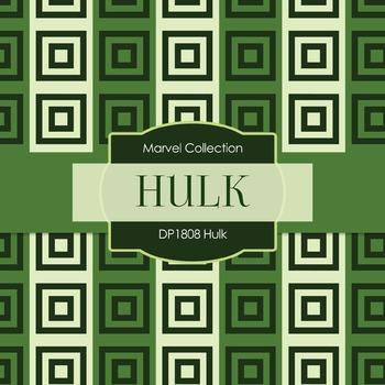 Digital Papers - Hulk (DP1808)