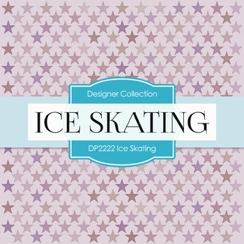 Digital Papers - Ice Skating (DP2222)