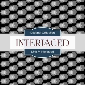 Digital Papers - Interlaced (DP1674)