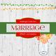 Digital Papers - Just Married (DP6021)