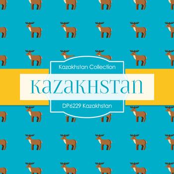 Digital Papers - Kazakhstan (DP6229)