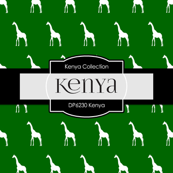 Digital Papers - Kenya (DP6230)