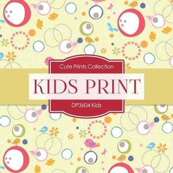 Digital Papers - Kids (DP3604)