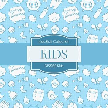 Digital Papers - Kids (DP2050)