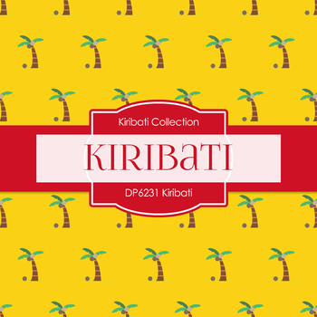 Digital Papers - Kiribati (DP6231)