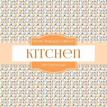 Digital Papers - Kitchen (DP2103)