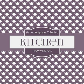 Digital Papers - Kitchen (DP2252)