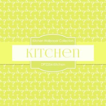 Digital Papers - Kitchen (DP2254)