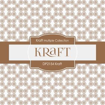 Digital Papers - Kraft (DP2154)