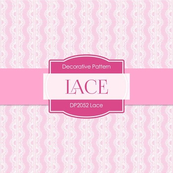 Digital Papers - Lace (DP2052)