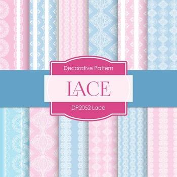 Digital Papers - Lace (DP2052)