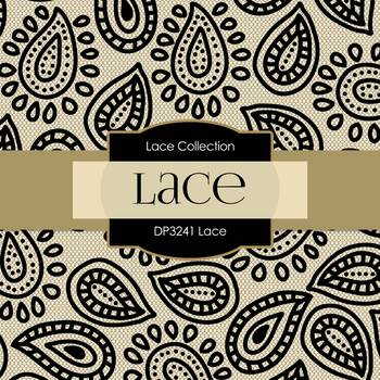 Digital Papers - Lace (DP3241)
