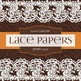 Digital Papers - Lace (DP3701)