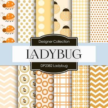 Digital Papers - Ladybug (DP2382)