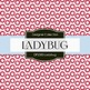 Digital Papers - Ladybug (DP2383)