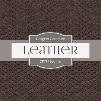 Digital Papers - Leather (DP717)