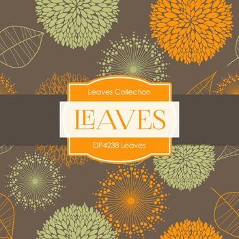 Digital Papers - Leaves (DP4238)
