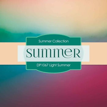 Digital Papers - Light Summer (DP1067)