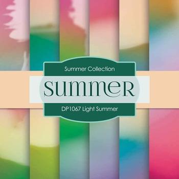 Digital Papers - Light Summer (DP1067)