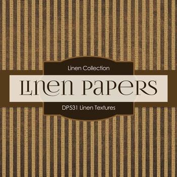 Digital Papers - Linen Textures (DP531)