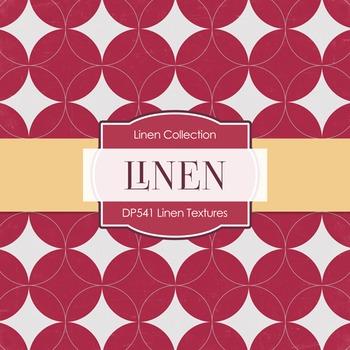 Digital Papers - Linen Textures (DP541)