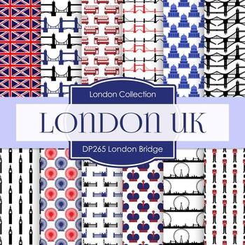Digital Papers - London Bridge (DP265)
