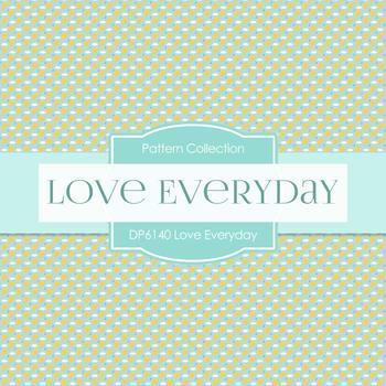 Digital Papers - Love Everyday (DP6140)