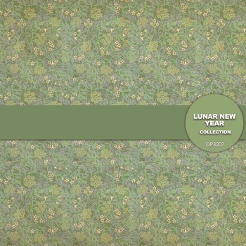 Digital Papers - Lunar New Year (DP3207)